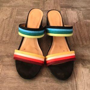 Rainbow Mules